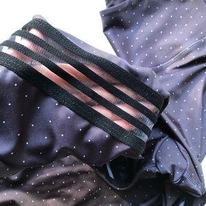 Onzie Pants & Jumpsuits - Onzie Gray w/ Black Mesh Yoga Leggings